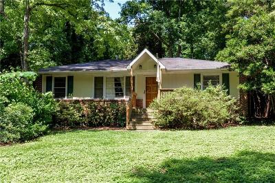 Decatur Single Family Home For Sale: 870 Willivee Drive