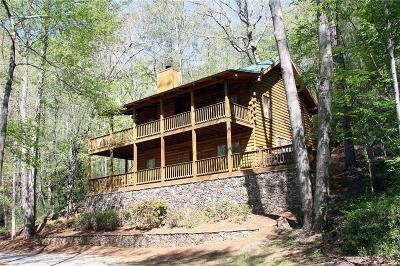 Lumpkin County Single Family Home For Sale: 56 Beasley Lane