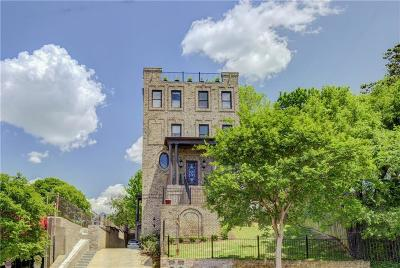 Old Fourth Ward Single Family Home For Sale: 629 Boulevard NE