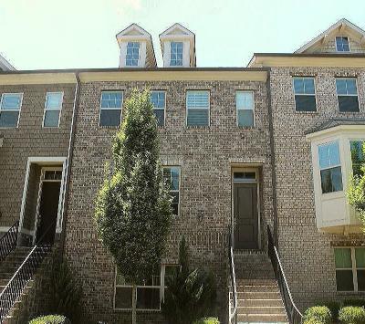 Smyrna Condo/Townhouse For Sale: 4716 W Village Way SE