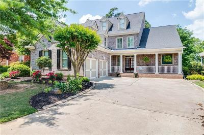 Canton Single Family Home For Sale: 116 Ridgemoor Trace