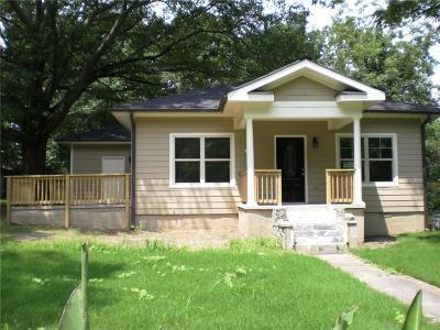 Marietta Single Family Home For Sale: 1350 Joyner Avenue SE