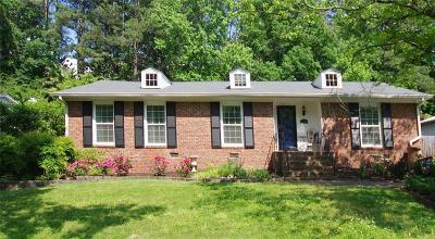 Decatur Single Family Home For Sale: 2037 Desmond Drive