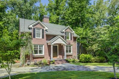 Druid Hills Single Family Home For Sale: 465 Chelsea Circle NE
