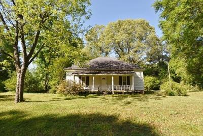 Braselton Single Family Home For Sale: 440 Charlie Cooper Road