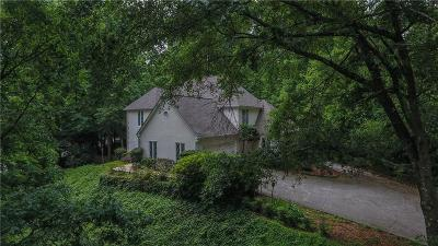 Single Family Home For Sale: 2155 Spalding Drive