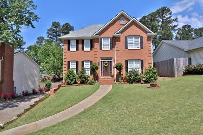 Lawrenceville Single Family Home For Sale: 372 Clarion Road