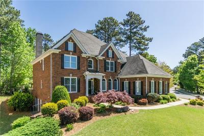 Alpharetta Single Family Home For Sale: 3890 Grey Abbey Drive
