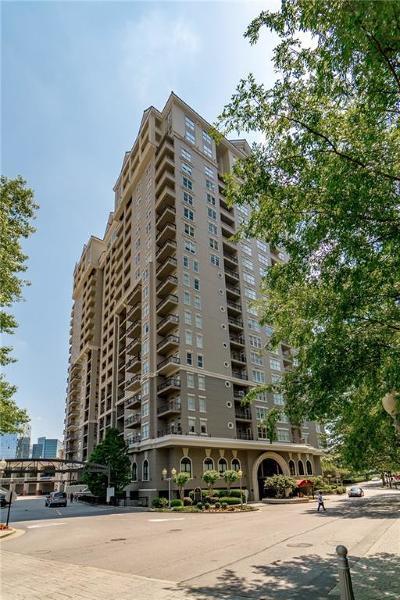 Atlanta Condo/Townhouse For Sale: 3334 Peachtree Road NE #1511