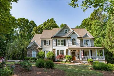 Canton Single Family Home For Sale: 115 Rosebury Drive