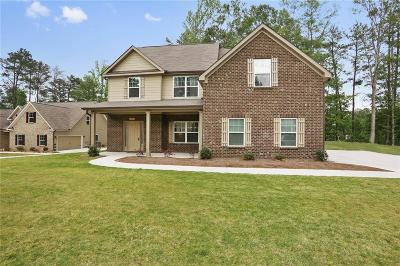 Lithia Springs Single Family Home For Sale: 342 Shiloh Valley Drive