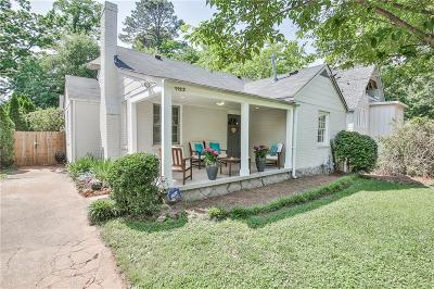 Decatur Single Family Home For Sale: 1123 S Candler Street
