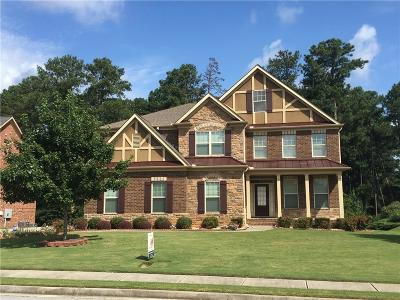 Snellville Single Family Home For Sale: 1320 Edgebrook Lane