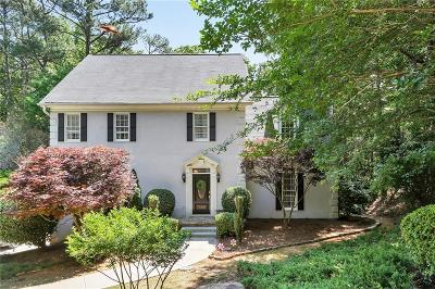 Johns Creek Single Family Home For Sale: 625 Arboreal Court