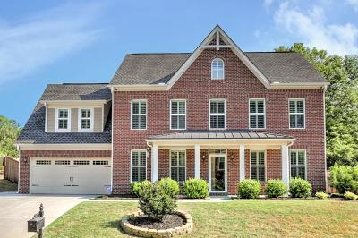Cobb County Single Family Home For Sale: 4270 Thayer Drive