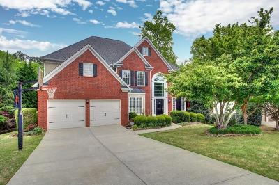 Johns Creek Single Family Home For Sale: 5325 Lexington Woods Lane