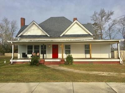 Bremen Single Family Home For Sale: 514 Chestnut Street