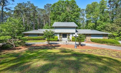 Acworth Single Family Home For Sale: 4539 Woodvalley Drive