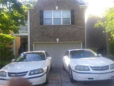 Fairburn Single Family Home For Sale: 3477 Oakleaf Pass