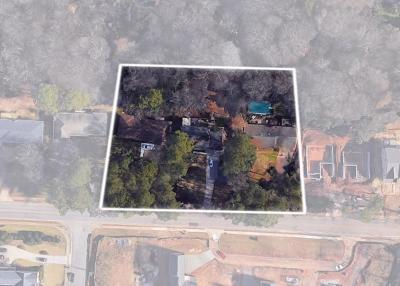 Chamblee Residential Lots & Land For Sale: 3833 Chamblee Dunwoody Road