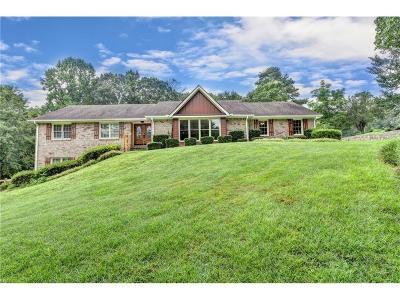 Grayson Single Family Home For Sale: 1418 Pinehurst Road
