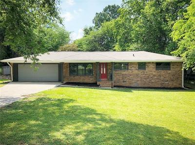 Austell Single Family Home For Sale: 5890 North Avenue
