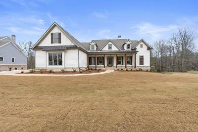 Canton Single Family Home For Sale: 104 Creekview Lane
