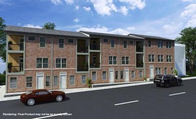 Atlanta Condo/Townhouse For Sale: Vannoy Street #4