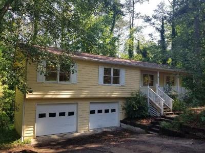 Woodstock Single Family Home For Sale: 710 Jett Road