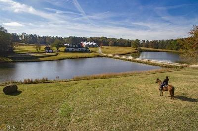 Coweta County Single Family Home For Sale: 364 Country Club Road