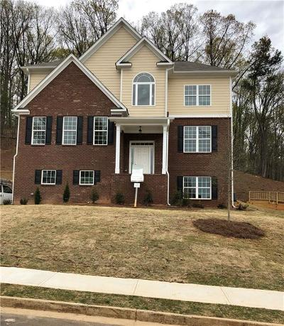 Mableton GA Single Family Home For Sale: $354,000