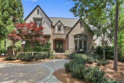 Suwanee Single Family Home For Sale: 680 Trinity Place