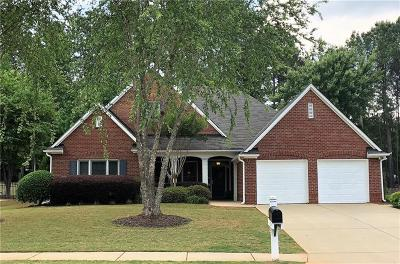 Newnan Single Family Home For Sale: 196 Lake Forest Drive