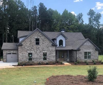 Lawrenceville Single Family Home For Sale: 1451 Braselton Highway