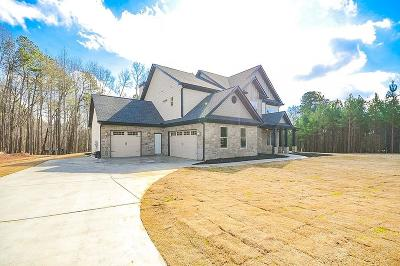 Lawrenceville Single Family Home For Sale: 1461 Braselton Highway