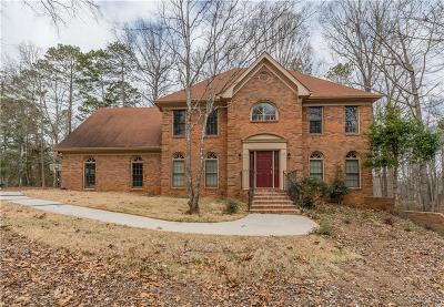 Snellville Single Family Home For Sale: 4290 SE Antelope Lane