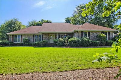 Roswell  Single Family Home For Sale: 260 Saddle Lake Drive