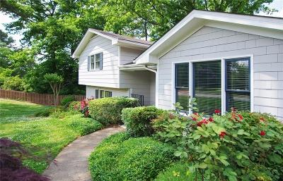 Decatur Single Family Home For Sale: 2370 Pangborn Circle