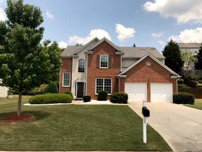 Peachtree City Single Family Home For Sale: 514 Merrill Lane