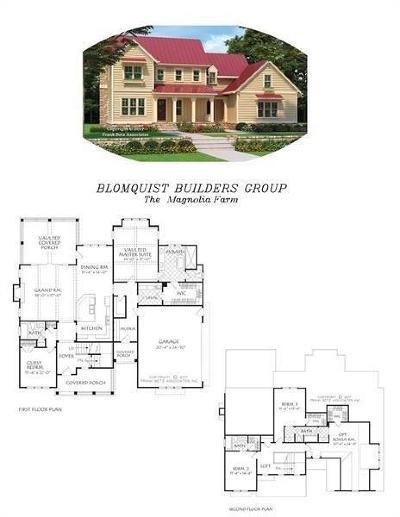 Powder Springs Single Family Home For Sale: 5694 Sunburst Drive