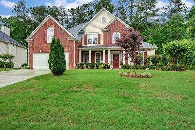 Cobb County Single Family Home For Sale: 6127 Windflower Drive