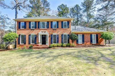 Alpharetta Single Family Home For Sale: 3410 Legacy Trace