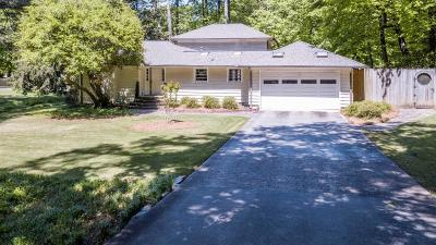 Single Family Home For Sale: 1178 Wild Creek Trail