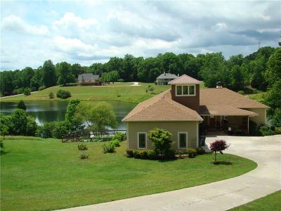 Lumpkin County Single Family Home For Sale: 536 Green Meadows