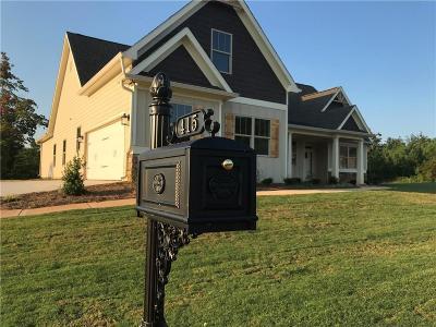 Jasper Single Family Home For Sale: 415 Stoneledge Road