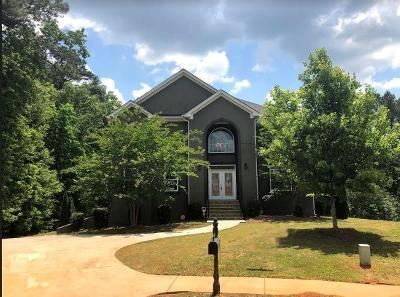 Fairburn Single Family Home For Sale: 614 Augusta Drive
