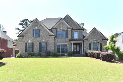 Marietta Single Family Home For Sale: 2921 Holly Pointe Court