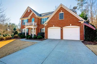 Cumming Single Family Home For Sale: 3715 Agard Street