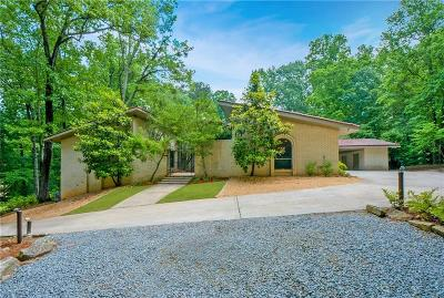 Sandy Springs Single Family Home For Sale: 6435 Riverside Drive