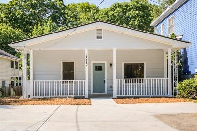 Atlanta Single Family Home For Sale: 2090 La Dawn Lane NW